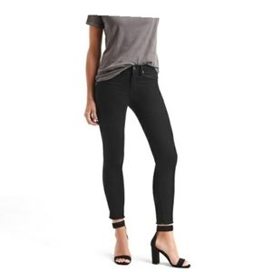 GAP STRETCH 1969 true skinny high rise jeans